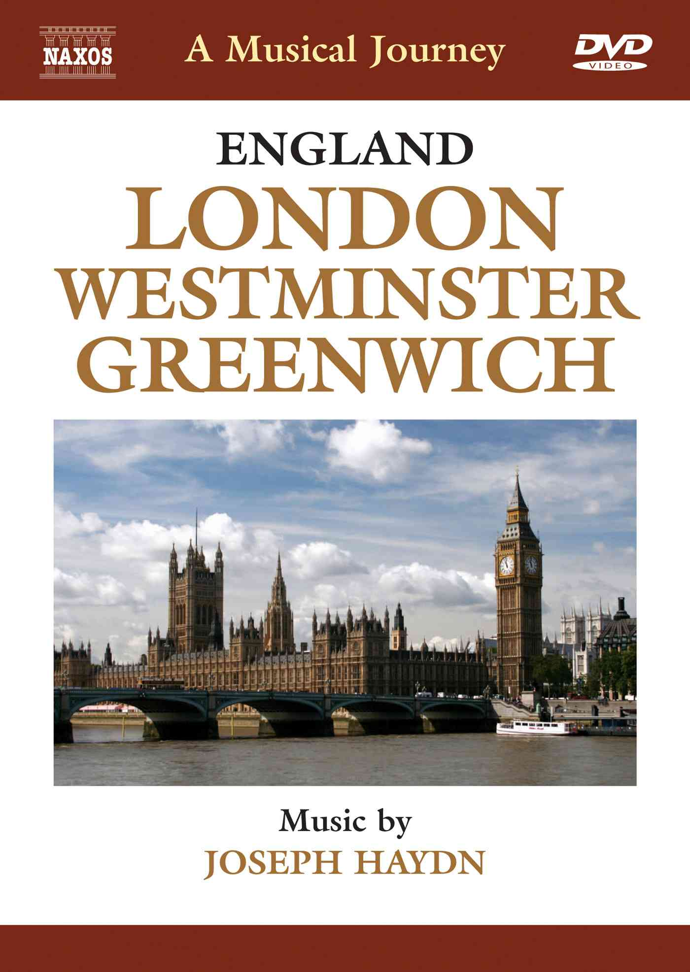 HAYDN:ENGLAND LONDON WESTMINSTER & GR (DVD)