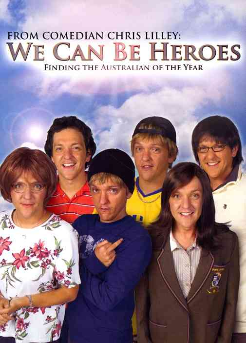 WE CAN BE HEROES BY LILLEY,CHRIS (DVD)